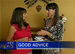Cathy Lumsden on CTV